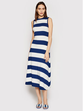 Polo Ralph Lauren Polo Ralph Lauren Sukienka codzienna 211827941001 Niebieski Regular Fit