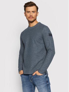 JOOP! Jeans JOOP! Jeans Sweter 15 JJJ-34Sebastian 30027883 Granatowy Regular Fit