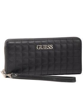 Guess Guess Portefeuille femme grand format Matrix (VG) Slg SWVG77 40460 Noir