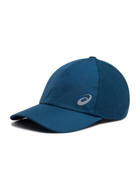 Asics Asics Kepurė su snapeliu Esnt Cp 3033A431 Mėlyna