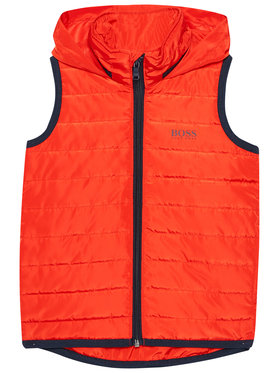 Boss Boss Vestă J26442 M Roșu Regular Fit