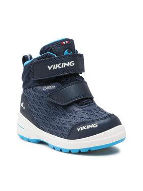 Viking Viking Μπότες Χιονιού Hero R Gtx GORE-TEX 3-89340-535 Σκούρο μπλε
