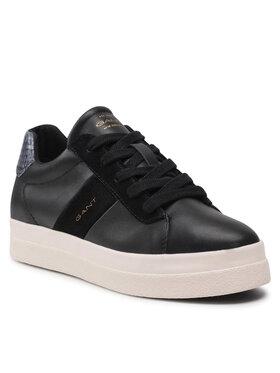 Gant Gant Sneakersy Avona 23531017 Čierna