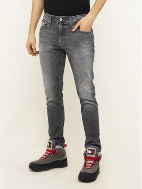 Tommy Jeans Tommy Jeans Blugi Slim Fit Steve DM0DM07339 Gri Slim Fit