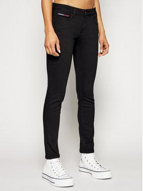 Tommy Jeans Tommy Jeans Farmer Sophie DW0DW09217 Fekete Skinny Fit
