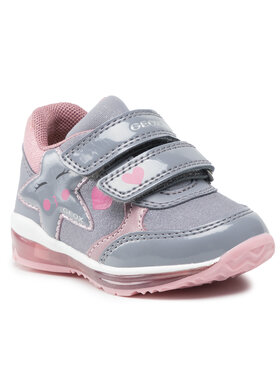 Geox Geox Sneakersy B Todo G. A B1685A 002CZ C0502 Szary