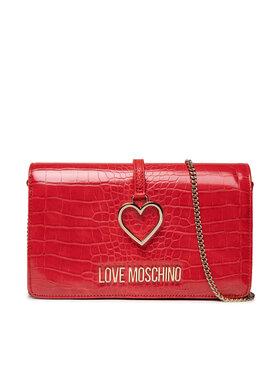 LOVE MOSCHINO LOVE MOSCHINO Handtasche JC4290PP0DKF150A Rot