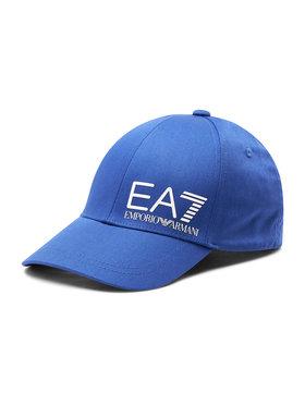 EA7 Emporio Armani EA7 Emporio Armani Kepurė su snapeliu 275936 1P103 23134 Mėlyna