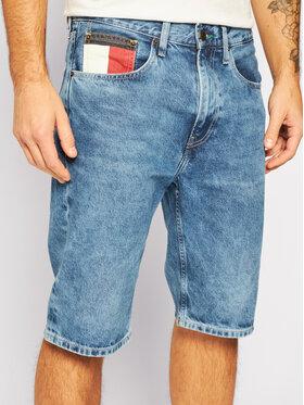 Tommy Jeans Tommy Jeans Džínové šortky Rey DM0DM08049 Modrá Regular Fit