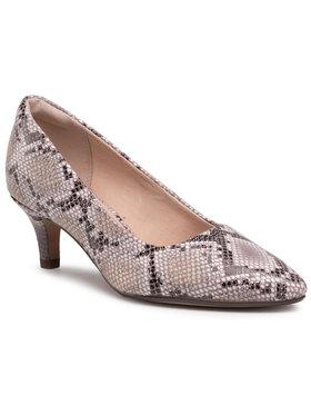 Clarks Clarks Обувки Linvale Jerica 261575364 Бежов