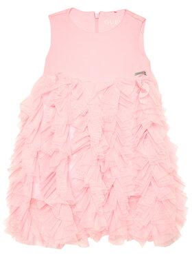 Guess Guess Elegantes Kleid K1RK24 KAE30 Rosa Regular Fit