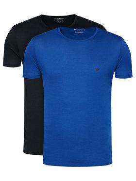 Emporio Armani Underwear Emporio Armani Underwear 2-dielna súprava tričiek 111267 0A722 91720 Farebná Regular Fit