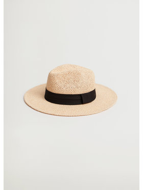 Mango Mango Pălărie Basico 87016706 Bej