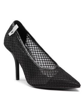 Eva Minge Eva Minge Pantofi cu toc subțire EM-41-09-001076 Maro