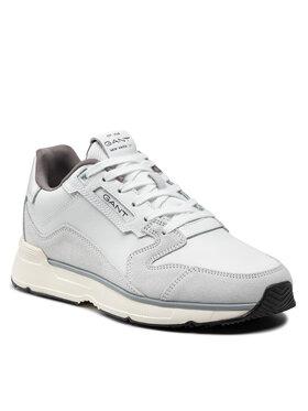 Gant Gant Sneakersy Beeker 23631022 Biela