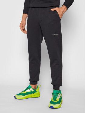 Calvin Klein Jeans Calvin Klein Jeans Spodnie dresowe J30J318159 Czarny Regular Fit