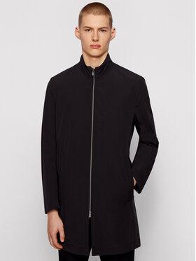 Boss Boss Prechodný kabát Deean 50450011 Čierna Slim Fit