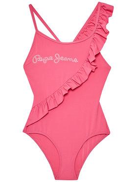 Pepe Jeans Pepe Jeans Strój kąpielowy Mary PGB10350 Różowy