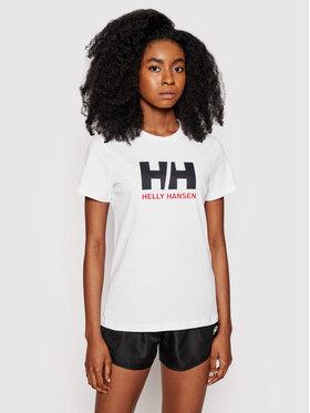 Helly Hansen Helly Hansen Póló Logo 34112 Fehér Classic Fit