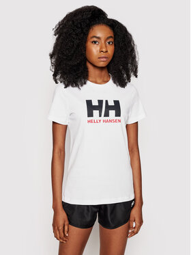 Helly Hansen Helly Hansen T-shirt Logo 34112 Bijela Classic Fit