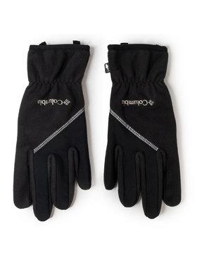 Columbia Columbia Lyžařské rukavice Wind Bloc Men's Glove 1827831010 Černá