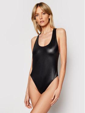 Calvin Klein Swimwear Calvin Klein Swimwear Kupaći kostim Scoop Back KW0KW01261 Crna