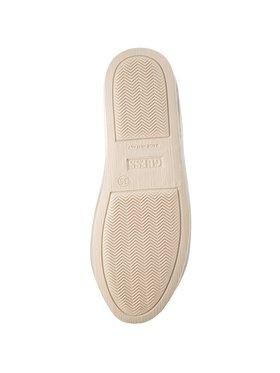 Guess Guess Sneakersy FLURN3 PAF12 Béžová