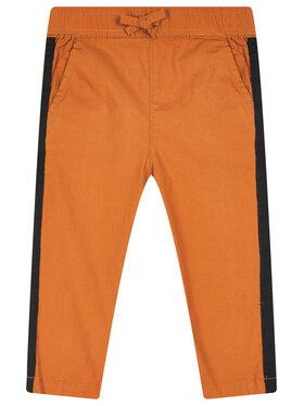 Primigi Primigi Текстилни панталони Popeline 45121051 Жълт Regular Fit