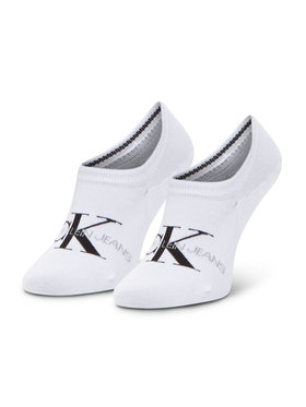 Calvin Klein Jeans Calvin Klein Jeans Női bokazokni 100001769 Fehér