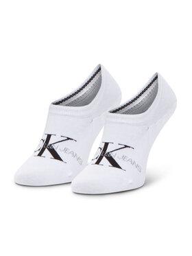 Calvin Klein Jeans Calvin Klein Jeans Skarpety Stopki Damskie 100001769 Biały