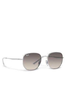 Ray-Ban Ray-Ban Okulary przeciwsłoneczne 0RB3682 003/11 Srebrny