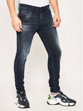 Diesel Diesel Jeans D-Istory 00SMZS 0098R Blu scuro Super Skinny Fit