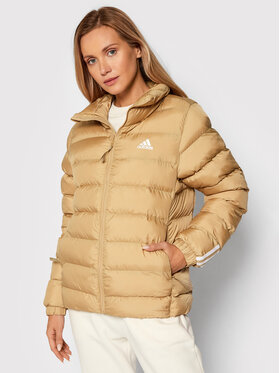 adidas adidas Pernate jakne Itavic GQ2344 Bež Regular Fit