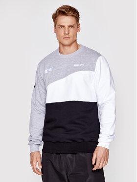 PROSTO. PROSTO. Sweatshirt KLASYK Crewneck Ademo 1012 Gris Regular Fit