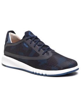 Geox Geox Laisvalaikio batai U Aerantis D U047FD 0002A C4000 Tamsiai mėlyna