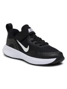 NIKE NIKE Обувки Wearallday (PS) CJ3817 002 Черен