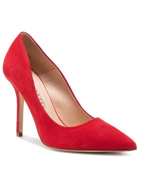 Eva Longoria Eva Longoria Обувки на ток EL-02-02-000091 Червен