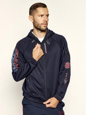 Tommy Sport Tommy Sport Sweatshirt S20S200282 Dunkelblau Regular Fit