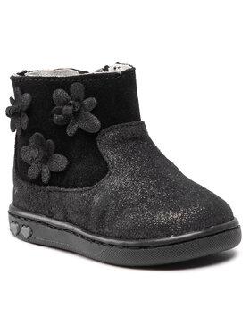 Primigi Primigi Šnurovacia obuv 8404222 Čierna