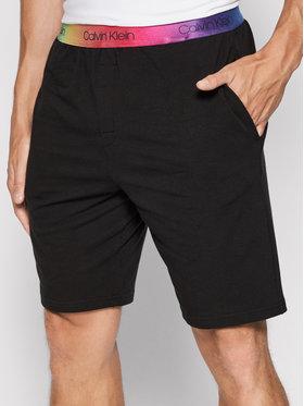Calvin Klein Underwear Calvin Klein Underwear Sportovní kraťasy 000NM2058E Černá Regular Fit