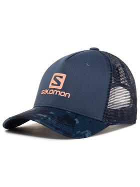 Salomon Salomon Casquette Mantra Logo Cap W LC1316100 Bleu marine
