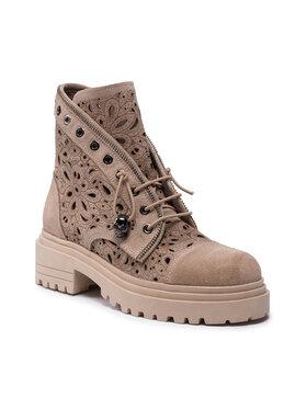 Carinii Carinii Outdoorová obuv B7143 Béžová