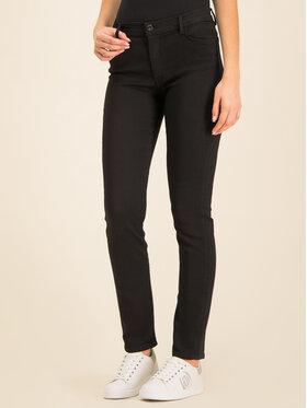 Trussardi Jeans Trussardi Jeans Jeansy Slim Fit 56J00005 Černá Slim Fit