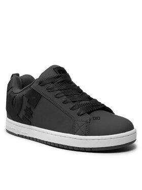 DC DC Sneakersy Court Graffik 300529 Sivá
