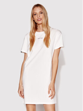Rage Age Rage Age Robe de jour Njinga 2 Blanc Relaxed Fit