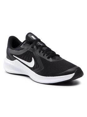 Nike Nike Cipő Downshifter 10 (Gs) CJ2066 004 Fekete