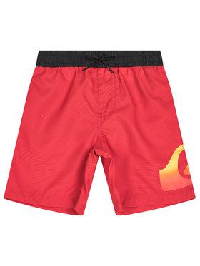 Quiksilver Quiksilver Pantaloni scurți pentru înot Dredge 15 EQBJV03275 Roșu Regular Fit