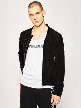 Calvin Klein Jeans Calvin Klein Jeans Bunda pro přechodné období J30J314850 Černá Regular Fit