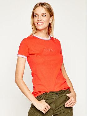 MAX&Co. MAX&Co. Tricou Danaro 69719220 Roșu Regular Fit