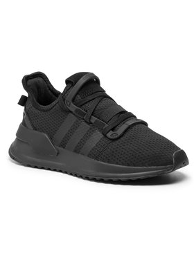 adidas adidas Обувки U Path Run J G28107 Черен